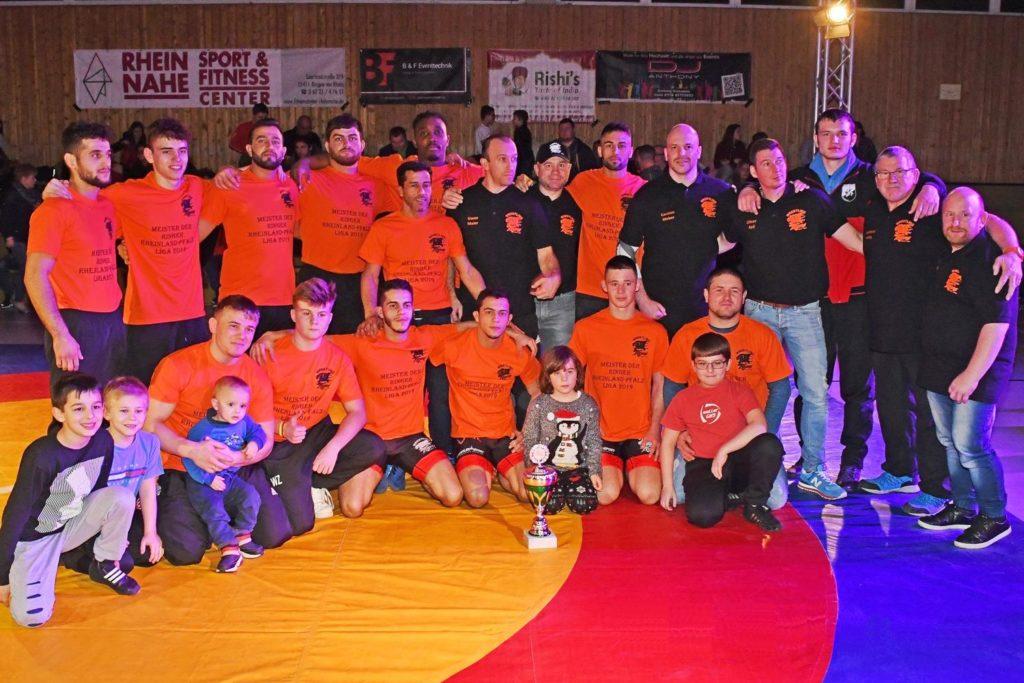Mannschaftsmeister Rheinland-Pfalz Liga