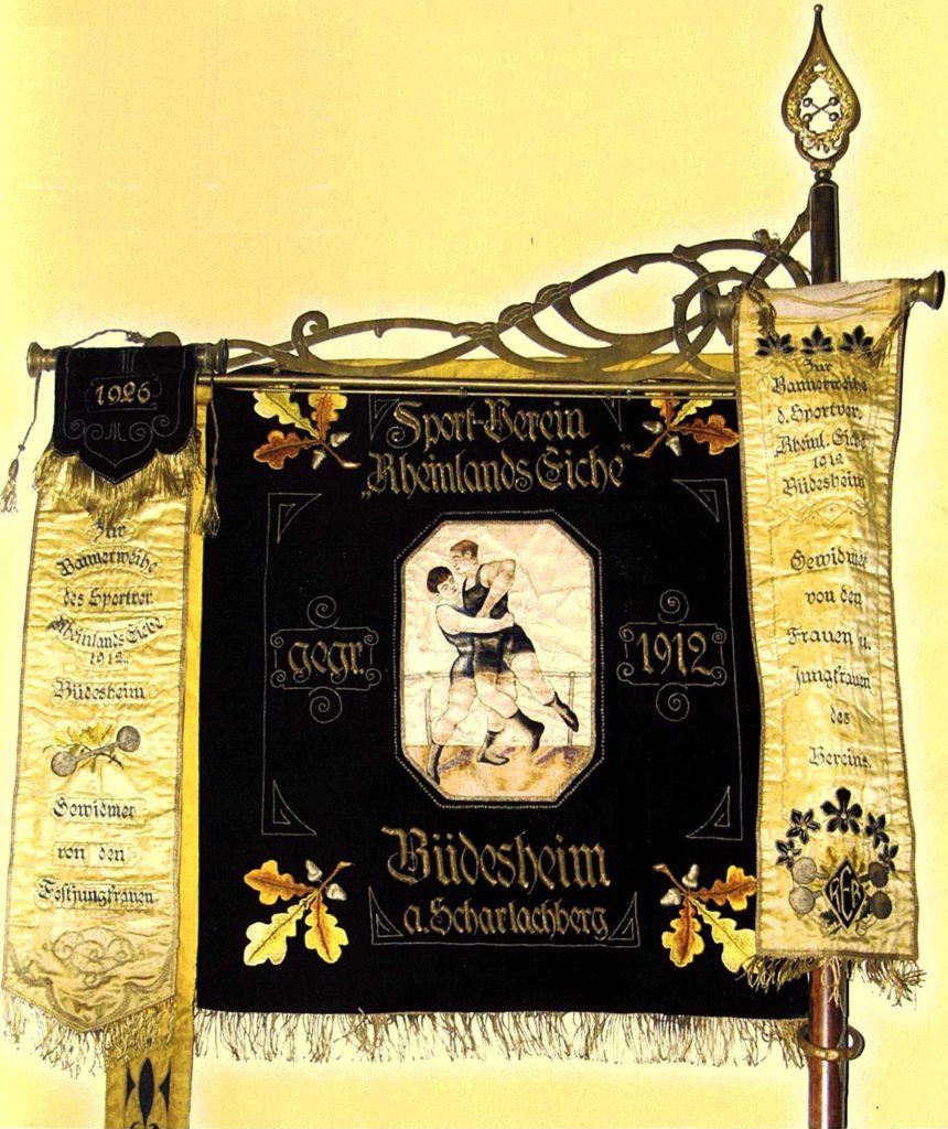 Gründung: Rheinlandseiche Büdesheim 1912 e.V.