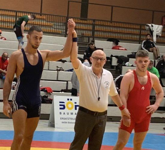 Wassil Ivanov Rheinland Pfalz Meisterschaften 2020