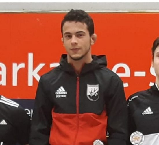 Siegerehrung Saarland Meisterschaft